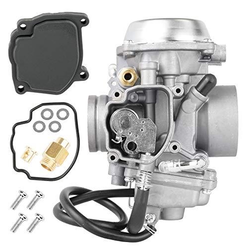 Caltric Carburetor Carb Compatible With Suzuki LT-F250 LTF250 Quadrunner 250 2X4 1990 1991-1994