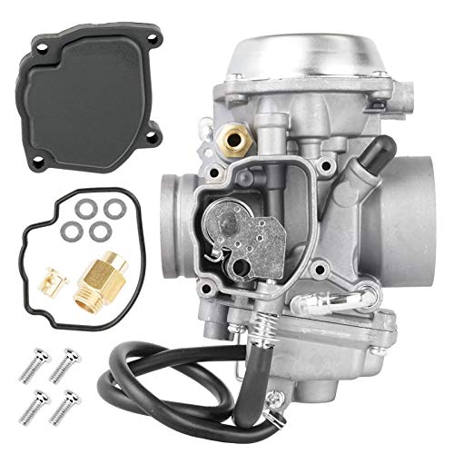 Caltric Carburetor Carb Compatible With Suzuki LT-F250 LTF250 Quadrunner 250 2X4 1990 1991-1994