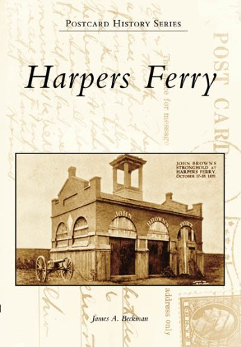 Harpers Ferry (WV) (Postcard History Series)