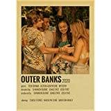lubenwei Vintage TV-Show Outer Banks Retro Poster und
