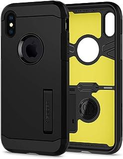 Spigen Tough Armor XP Designed for Apple iPhone Xs Case (2018) / Designed for Apple iPhone X Case (2017) - Black