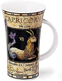 Dunoon Glencoe Zodiac Mug - Capricorn (16.9oz)