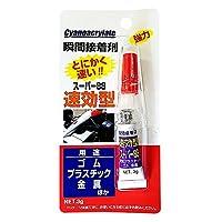 関西ポリマー研究所 瞬間接着剤 スーパー88 速効型 3g