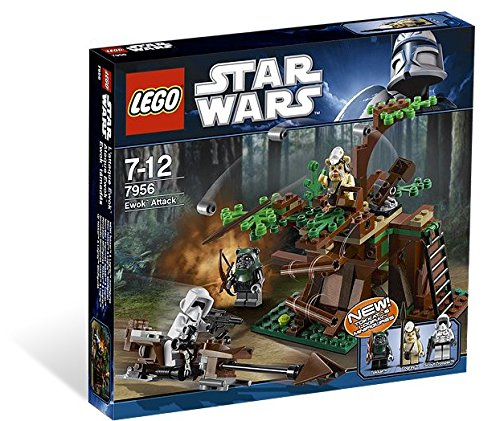LEGO: Star Wars: Ewok Attack