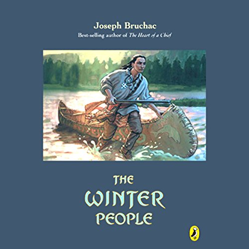 The Winter People audiobook cover art