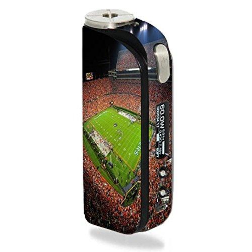 YiHi SX Mini ML Class Vape E-Cig Mod Box Vinyl DECAL STICKER Skin Wrap / College Football Stadiums