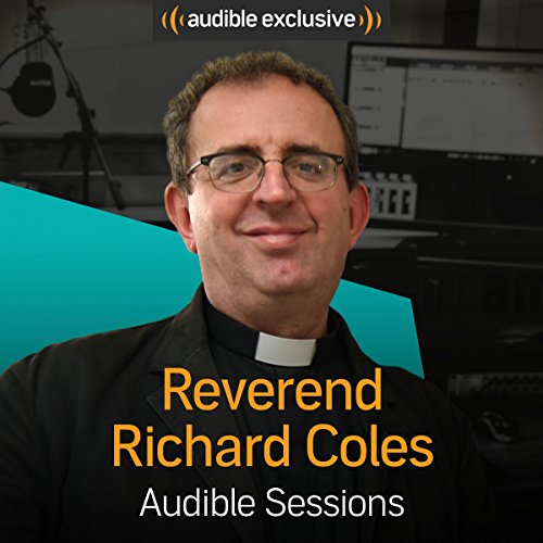 Reverend Richard Coles audiobook cover art