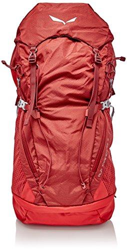 Salewa Unisex– Erwachsene ALP Trainer 35+3, rot, Einheitsgröße