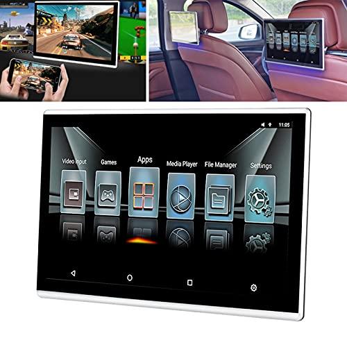 FANGX Lettore Dvd da Auto Poggiatesta da 11,6  con Wi-Fi,Poggiatesta Auto Bambini Tablet Android Ultrasottile,Supporto per Monitor TV del Sedile Posteriore dell auto Bluetooth,HDMI,USB
