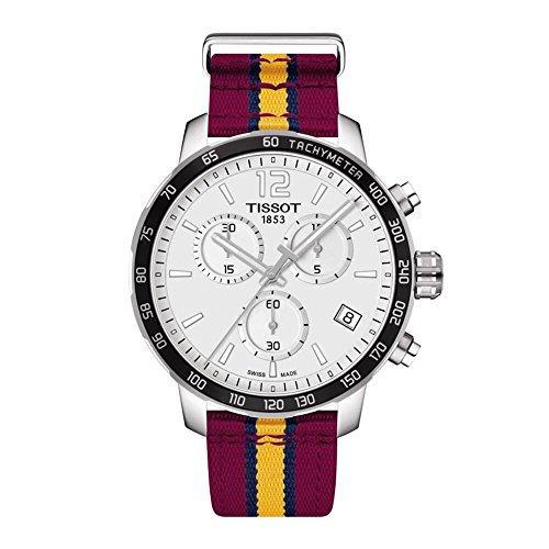 Tissot Quickster NBA Reloj de mujer cuarzo 42mm T095.417.17.037.13
