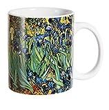 Katerina Prestige - Tazza Van Gogh Les Iris 10/8,5/12 cm