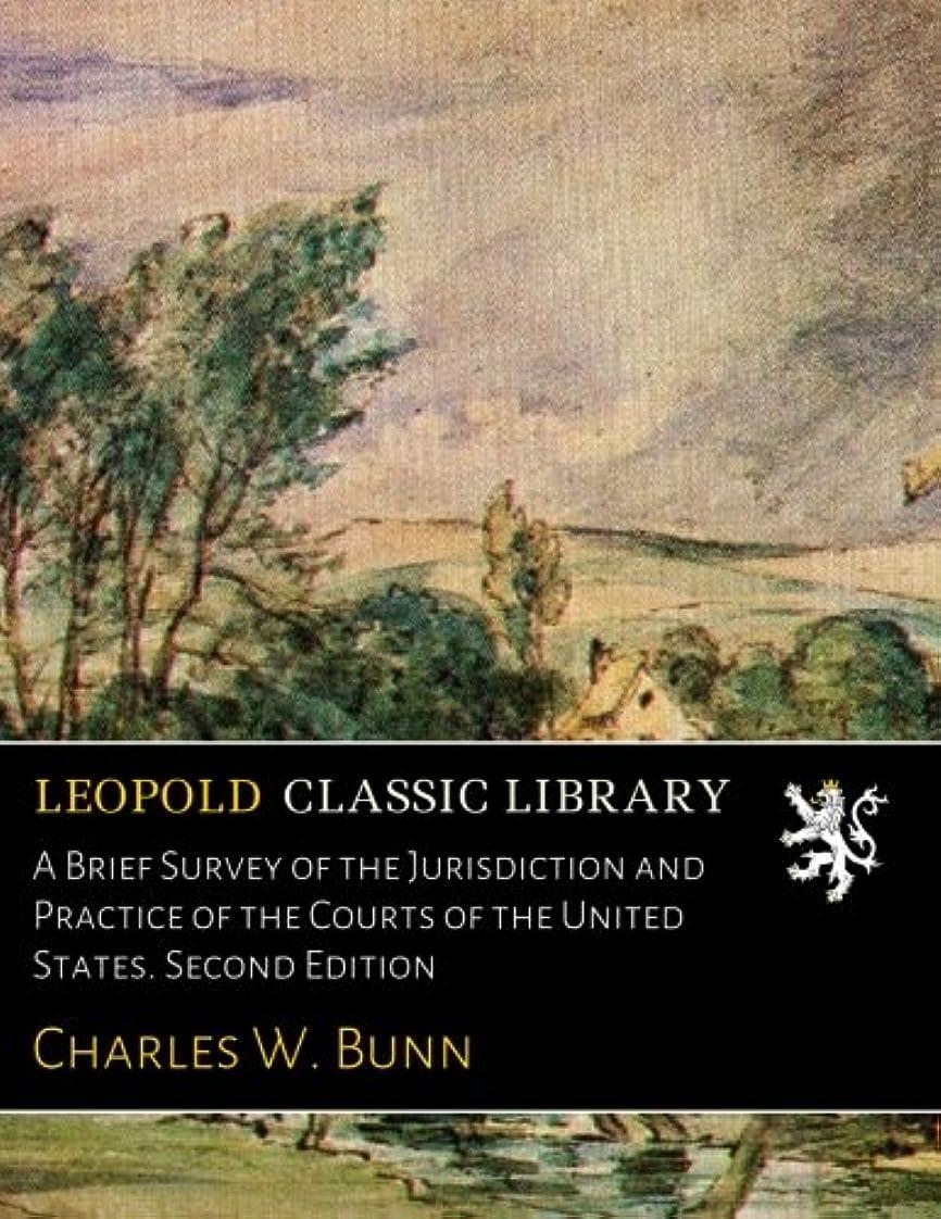 マニュアル病な哲学的A Brief Survey of the Jurisdiction and Practice of the Courts of the United States. Second Edition