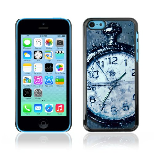 CelebrityCase Polycarbonate Hard Back Case Cover for Apple iPhone 5C ( Watch Water )