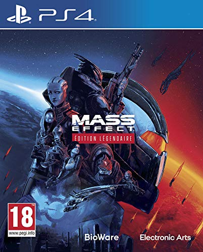 Mass Effect : Édition Légendaire (PS4)