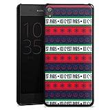 DeinDesign Sony Xperia E5 Coque Étui Housse Paris Saint-Germain Produit sous Licence Officielle...