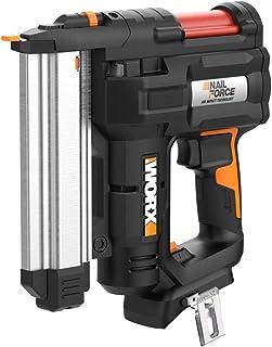 WORX WX840L.9 20V Power Share 18 Gauge Brad Nail & Staple Gun, Bare Tool Only