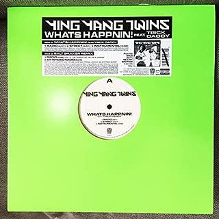 What's Happening/Salt Shaker Remix