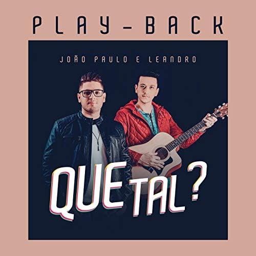 João Paulo e Leandro