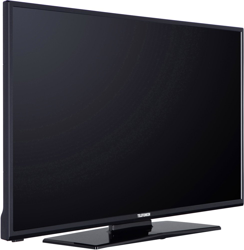 Telefunken LED-TV 109cm 43 Zoll B43F545B EEK A++ DVB-T2, DVB-C, DVB-S, Full HD, Smart TV, WLAN, CI+: Amazon.es: Electrónica