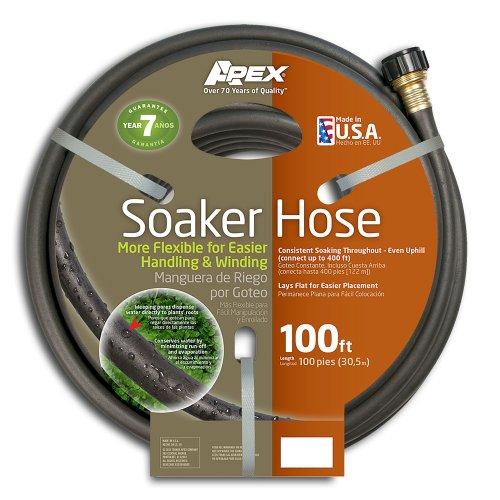 Teknor Apex Soil Soaker Hose 100-Feet