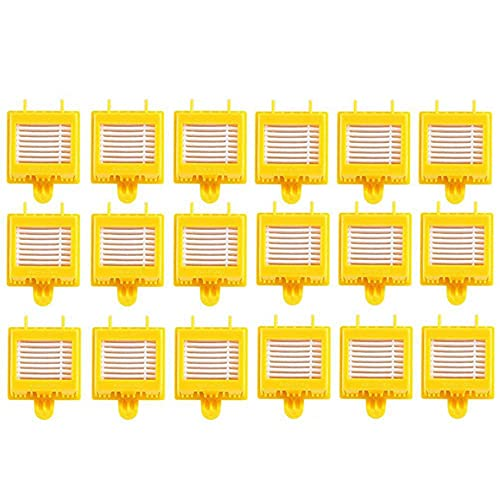 Kaxofang Piezas de Repuesto de Filtro Hepa de Repuesto para 700 Series 760770780 Kit de Accesorios de Aspiradora 18 Piezas