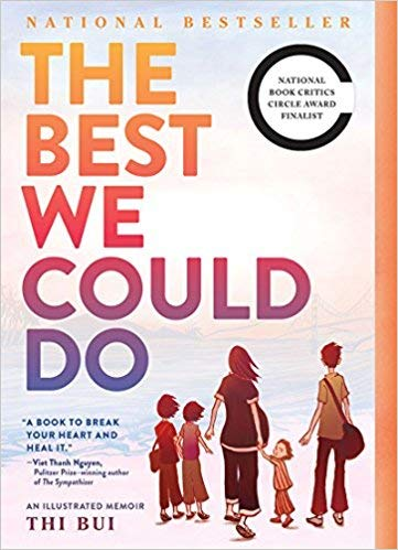 [By Thi Bui ] The Best We Could Do: An Illustrated Memoir (Paperback)【2018】by Thi Bui (Author) (Paperback)