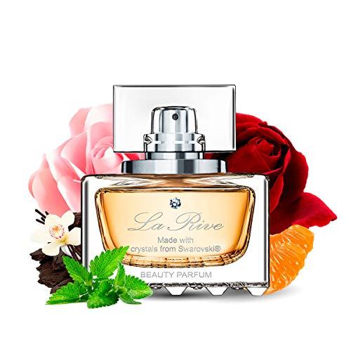 Prestige Beauty by La Rive Eau de Parfum 2.5 oz 75 ml Spray With Swarovski Elements