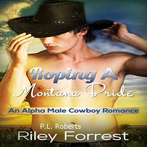 Roping a Montana Bride audiobook cover art
