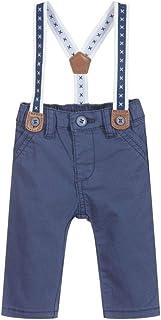 Mayoral Pantalón con tirantes para niño.