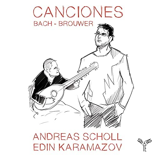 Andreas Scholl & Edin Karamazov