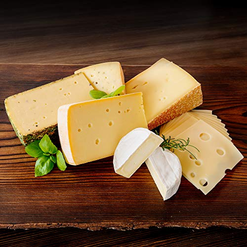 WURSTBARON® Käse Maxi Paket - Käse Variationen für Genießer