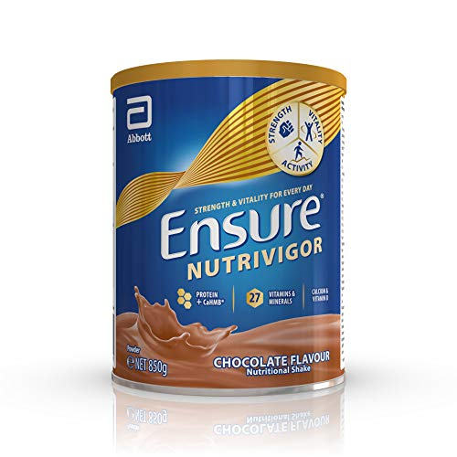 Ensure NutriVigor Protein Shake, Boost Energy* and Help Support Recovery**...