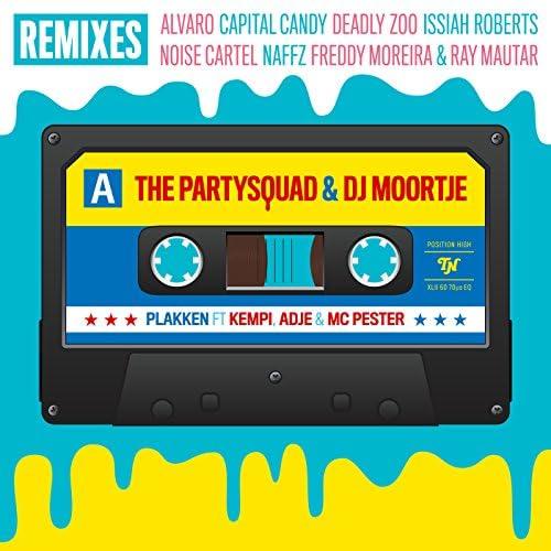 The Partysquad & DJ Moortje feat. Kempi, Adje & MC Pester