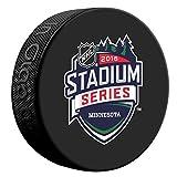 2016 Stadium Series Game Minnesota NHL Souvenir Puck -