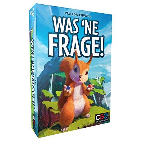 Czech Games Edition CGED0037 was 'ne Frage, Spiel