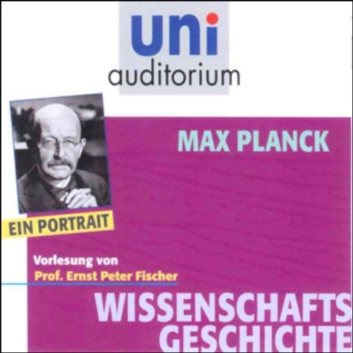 Max Planck Titelbild