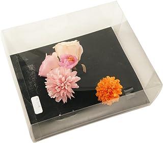 【さらさ】 フラワー 髪飾り Uピンタイプ 二個セット 薔薇 kk-337