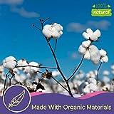 Zoom IMG-2 fodere fasciatoio in cotone organico