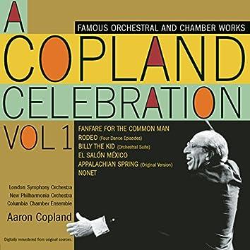 A Copland Celebration, Vol. 1