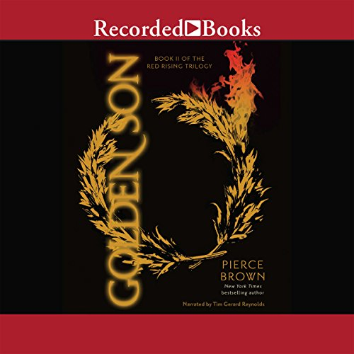 Golden Son     Book II of the Red Rising Trilogy              By:                                                                                                                                 Pierce Brown                               Narrated by:                                                                                                                                 Tim Gerard Reynolds                      Length: 19 hrs and 3 mins     995 ratings     Overall 4.7