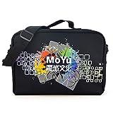 MoYu Carrying Case Box Storage Bag Bolsa de Hombro portátil para Magic Cubes Game Turismo Viajar