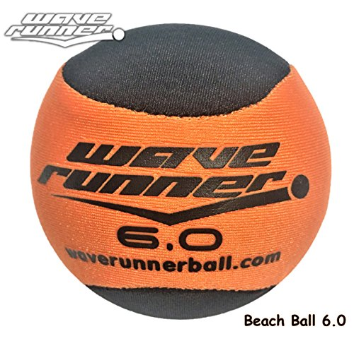 Wave Runner 6.0 Water Bouncing Ball (6-Pack)