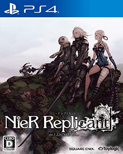 ニーア レプリカント ver.1.22474487139...【Amazon.co.jp限定】オリジナルタロットカード(1枚)付 - PS4