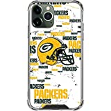 Skinit Clear Phone Case Compatible with iPhone 12 Pro Max - Officially Licensed NFL Green Bay Packers - Blast Design