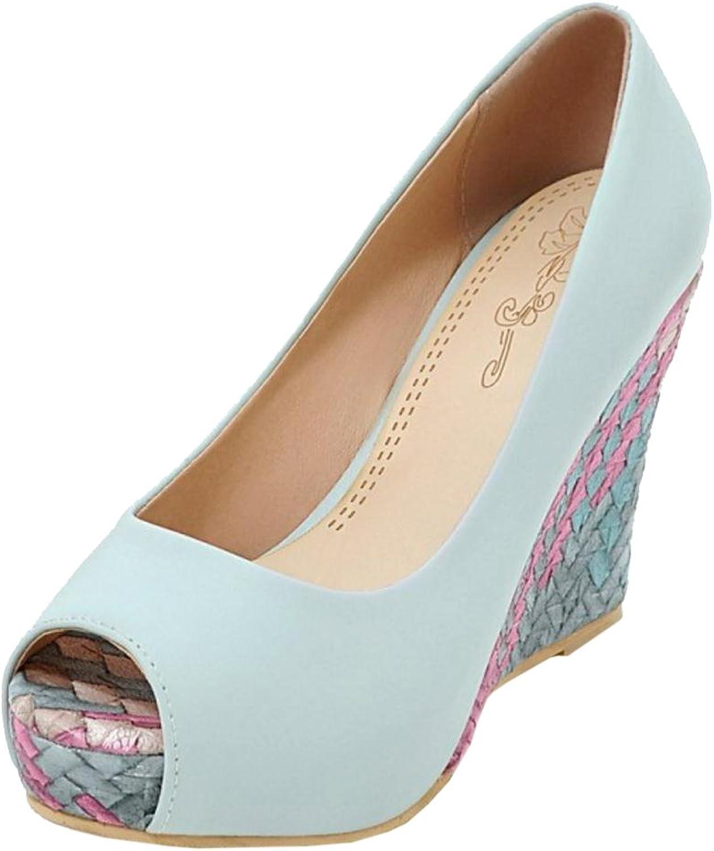 Cular Acci Women Peep Toe Sandals Slip On