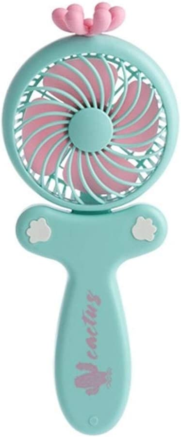 YHMY Small Fan USB Handheld Rechargeable Portable Mini New product! New type 2021 new