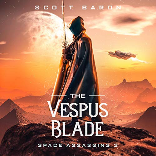 The Vespus Blade cover art