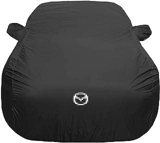Autohoes voor Mazda MX-5 Cabrio, duurzame waterdichte volledige autohoes Bescherming tegen alle weersomstandigheden Auto V...