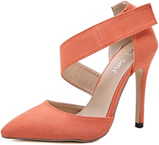 Ying-xinguang Shoes Fashion Heel Wild Sandals Pointed Sexy High Heels Women's High Comfortable