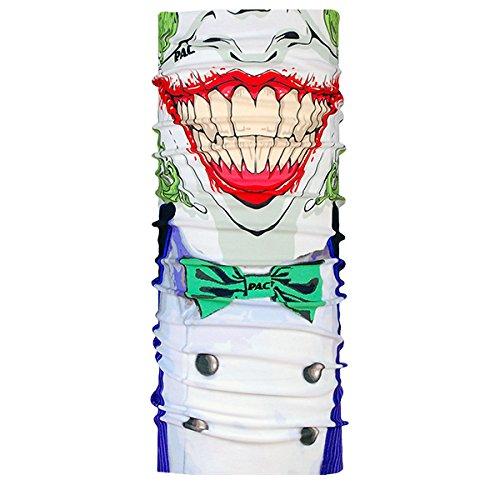PAC Messieurs Joker Bandana, Multicolore, Taille Unique
